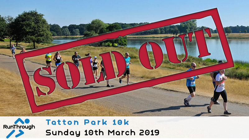 Tatton 10k - March 2019
